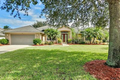Ormond Beach Single Family Home For Sale: 52 Black Hickory Way
