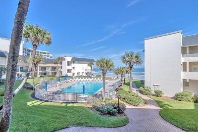 Ormond Beach Condo/Townhouse For Sale: 855 Ocean Shore Blvd #230