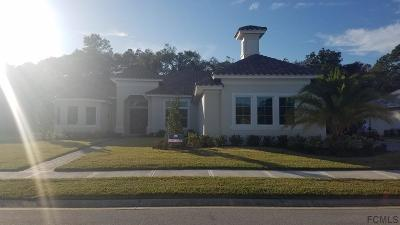 Palm Coast Single Family Home For Sale: 13 New Leatherwood Drive