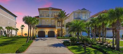 Palm Coast, Flagler Beach Single Family Home For Sale: 38 S Hammock Beach Cir S