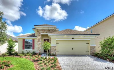 Daytona Beach Single Family Home For Sale: 124 Azure Mist Way