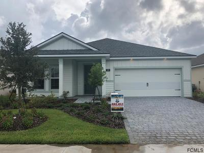 Daytona Beach Single Family Home For Sale: 129 Azure Mist Way