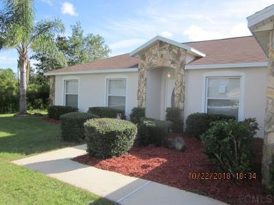 Matanzas Woods Single Family Home For Sale: 4 Lysander Lane