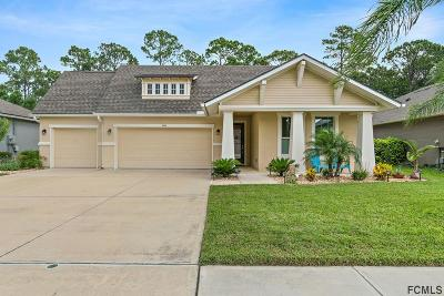 Ormond Beach Single Family Home For Sale: 608 Aldenham Ln