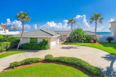 Ormond Beach Single Family Home For Sale: 479 Ocean Shore Blvd