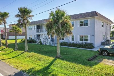 Flagler Beach Multi Family Home For Sale: 225 N Flagler Ave