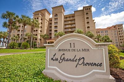 Palm Coast Condo/Townhouse For Sale: 11 Avenue De La Mer #1207