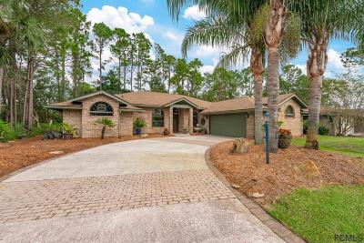 Palm Coast Single Family Home For Sale: 1 Wynnfield Drive
