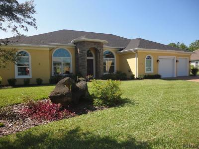 Ormond Beach Single Family Home For Sale: 1424 Kinnard Circle