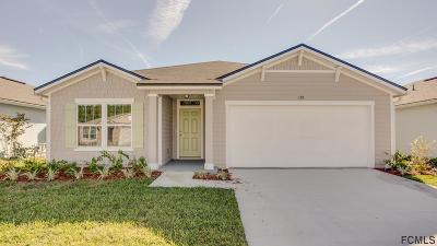 Bunnell Single Family Home For Sale: 135 Golf View Court