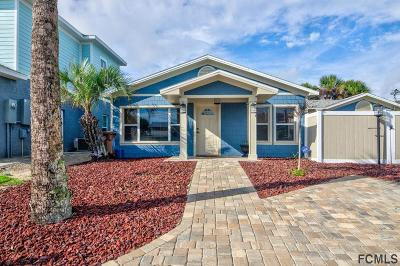 Flagler Beach Single Family Home For Sale: 1224 S Central Ave