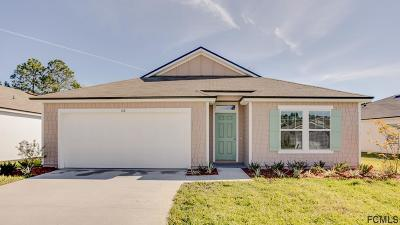 Bunnell Single Family Home For Sale: 132 Fairway Ct
