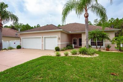 Ormond Beach Single Family Home For Sale: 25 Canterbury Woods