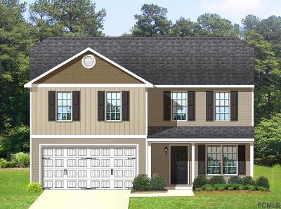 Palm Coast Single Family Home For Sale: 165 Ryberry Drive