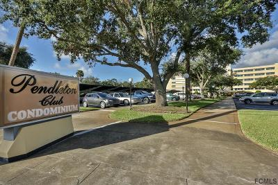 Daytona Beach Condo/Townhouse For Sale: 1224 Peninsula Dr #520