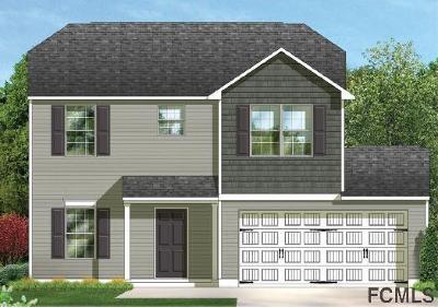 Palm Coast Single Family Home For Sale: 8 Poindexter Lane