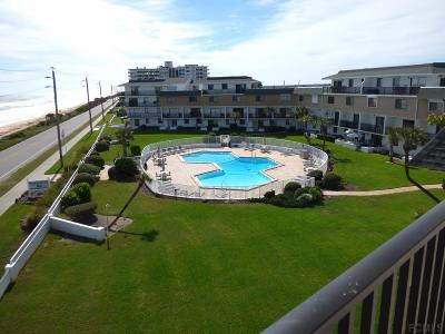 Flagler Beach Condo/Townhouse For Sale: 3500 S Ocean Shore Blvd #406