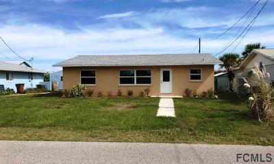 Flagler Beach Single Family Home For Sale: 2119 Central Ave S