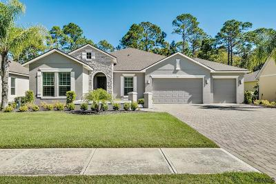 Ormond Beach Single Family Home For Sale: 604 Aldenham Ln