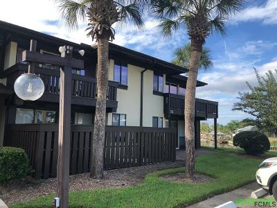 Palm Coast Condo/Townhouse For Sale: 56 Club House Dr #103