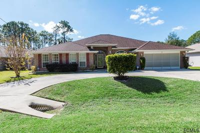 Palm Coast Single Family Home For Sale: 194 Boulder Rock Drive