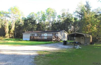 Bunnell Single Family Home For Sale: 2903 Beech Blvd