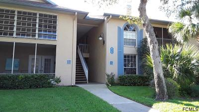 Ormond Beach Condo/Townhouse For Sale: 679 Wellington Drive #40
