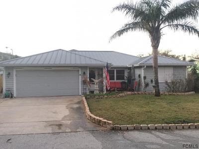 Flagler Beach Single Family Home For Sale: 5 Coventry Lane