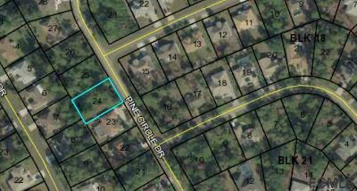Pine Grove Residential Lots & Land For Sale: 21 Pine Circle Dr