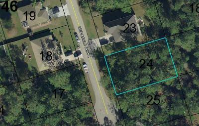Seminole Woods Residential Lots & Land For Sale: 7 Sedgefield Path N