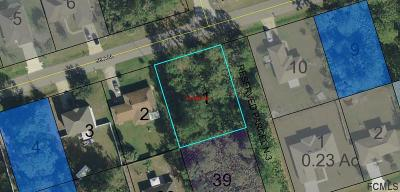 Seminole Woods Residential Lots & Land For Sale: 42 Sea Trail