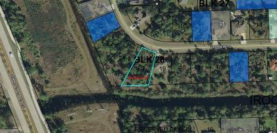 Seminole Woods Residential Lots & Land For Sale: 40 Ulysses Trl