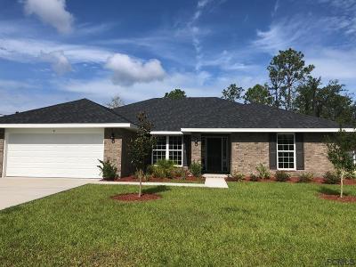 Seminole Woods Single Family Home For Sale: 6 Sea Green Path