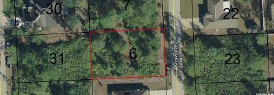 Lehigh Woods Residential Lots & Land For Sale: 26 Russman Lane