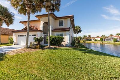 Lakeside At Matanzas Shores Single Family Home For Sale: 13 San Pedro Court