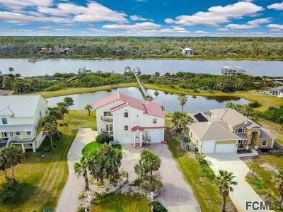 Flagler Beach FL Single Family Home For Sale: $599,000