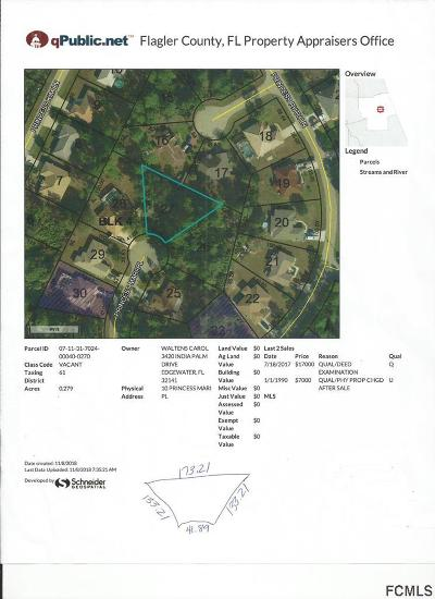Pine Grove Residential Lots & Land For Sale: 10 Princess Mari Pl