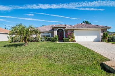 Palm Harbor Single Family Home For Sale: 15 Flemington Lane