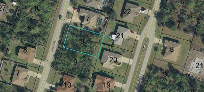 Matanzas Woods Residential Lots & Land For Sale: 18 Laramie Drive