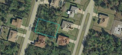Matanzas Woods Residential Lots & Land For Sale: 16 Laramie Drive