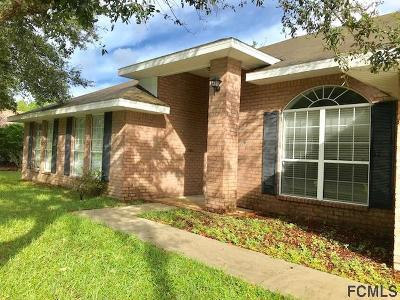 Palm Coast Single Family Home For Sale: 9 Russo Drive