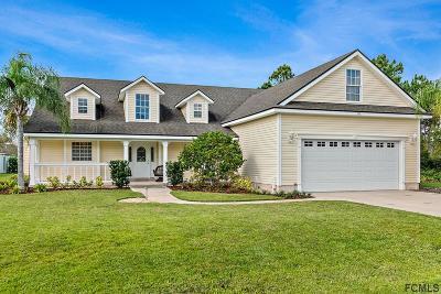 Palm Coast Single Family Home For Sale: 31 Lansdowne Lane