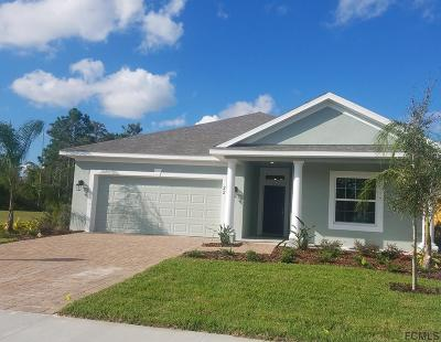 Ormond Beach Single Family Home For Sale: 22 Huntington Place