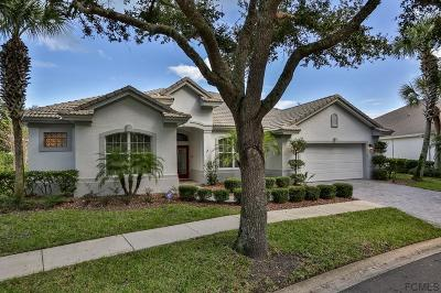 Palm Coast Single Family Home For Sale: 10 Players Circle