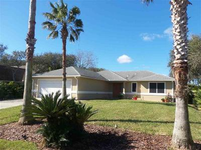 St Augustine Single Family Home For Sale: 78 Aloha Circle