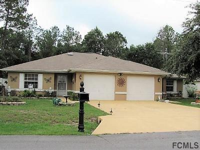 Palm Coast FL Multi Family Home For Sale: $279,900