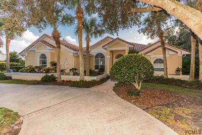 Palm Coast Single Family Home For Sale: 9 Via Verona