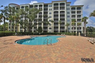 Condo/Townhouse For Sale: 146 Palm Coast Resort Blvd #102