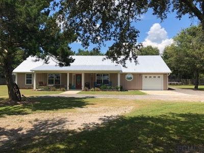 Bunnell Single Family Home For Sale: 190 Cr 35
