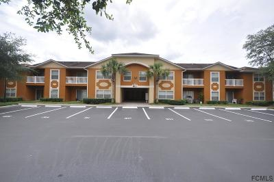 Bunnell Condo/Townhouse For Sale: 4600 Moody Blvd #3H